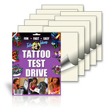 20pk Temporary Tattoo Paper. See your tattoo on you before making it permanent!
