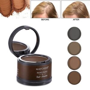 Thin Hair Powder Line Shadow Makeup Cover Brown Color Brush Cream
