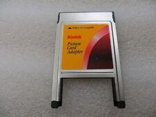 Kodak Model 1561596 Part # 2E4997 Picture Card Adapter New (1 Pcs.)