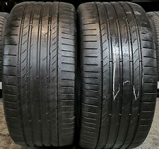 295-40-21 111Y XL Continental contisportcontact 5 X2 summer tyres 4.5mm-5mm MO