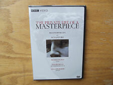 Private Life of a Masterpiece, The: Masterpieces of Sculpure (DVD, 2008) New