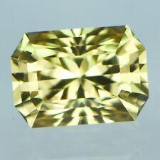 1.37ct Natural  Zircon , Custom Cut , Tanzania , Video Link In Description!!
