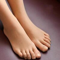 Seamless Pantyhose Stockings Lingerie Underwear Socks Sheer Separate toe