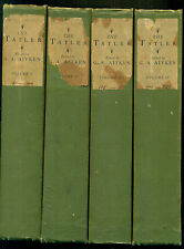 The Tatler, in Four Volumes ; edited by George A. Aitken.