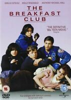 The Breakfast Club John Hughes Emilio Estevez Molly Ringwald Universal DVD Nuevo