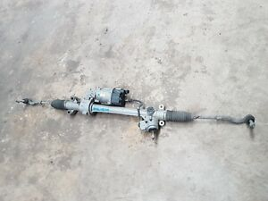 HOLDEN VF  SV6 COMMODORE 2014 MDL ELECTRIC POWER STEERING RACK