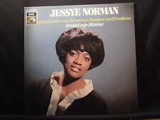 Jessye Norman canta canzoni di Schubert, Wagner e poulene