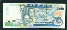 PHILIPPINES - 2012 1000 Pesos Circulated Banknote