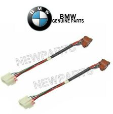 For BMW E30 Pair Set of Ignition Starter Switchs w/ Harnes Genuine 61321374967