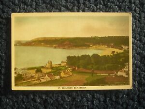 "POSTCARD ST BRELADE""S BAY, JERSEY, CHANNEL ISLANDS"
