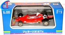 M0665 F1 EIDAI GRIP TECHNICA 1:43 - Ferrari 312 T2 #11 N. Lauda - New in Box.