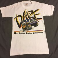 Vintage 80s Don Adams Racing Enterprises BF Goodrich Jeep T-Shirt Small Baja