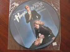 DAVID BOWIE Hunger soundtrack PICTURE DISC