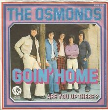 The Osmonds - Goin' Home / Are You Up There? (Vinyl-Single 1973) !!!