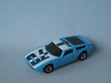 Matchbox Super GT Maserati Bora Blue Body UK Issue UB Toy Model Car