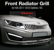 FRONT Hood Radiator Grill Unpainted For KIA 2011-2013 Optima / K5
