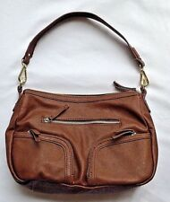 Liz Claiborne Womens Purse Handbag Brown NWT