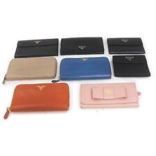 Prada Leather Nylon Wallet 8 pieces set 517825