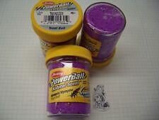 Berkley Power Bait Trout Bait Glitter Nymphe 1x50g-Glas 100g/6,98€
