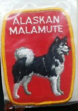 New ListingAlaskan Malamute Vintage Pick A Pet Embroidered Pet Patch- Superior Pet Products