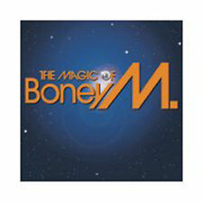 Boney M. - The Magic Of Boney M. NEW CD
