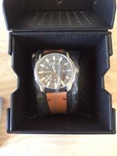 Diesel Men's Analogue Quartz Watch with Leather Strap DZ1847  **BNIB**