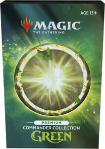 Commander Collection: Green Premium Foil Edition - IN HAND