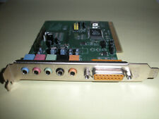 Soundkarte: C-Media CMI-8738; 5.1 , 6 Kanal Surround, PCI