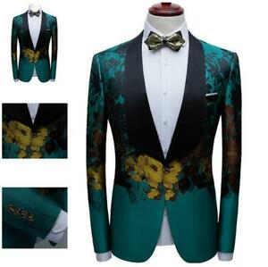Men's suit jacket jacket evening performance costumes wedding 4XL jacket western