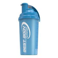 Eiweiss Shaker Protein Mixer mit Sieb von Best Body Nutrition Blau BPA-frei 2746