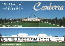 Australia  -  Canberra  -  New Parliament House - Old Parliament House
