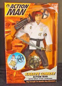 Hasbro Karate Combat Action Man from 1996