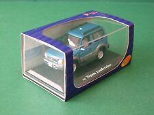 Toyota Landcruiser American Mint 1:43 blau Modellauto Modellfahrzeug