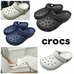 Für Crocs Classic Herren Ultraleichte Wasserfreundliche Sandalen