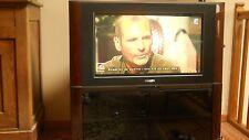 TELEVISEUR PHILIPS DANS SON MEUBLE - COLLECTION - année 2002