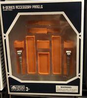 Star Wars Galaxy's Edge Disney Droid Depot R-Series ExtraAccessory Panels Orange
