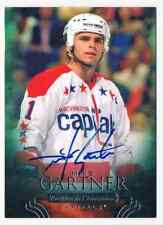 2011-12 PARKHURST CHAMPIONS AUTOGRAPH MIKE GARTNER (A) AUTO WASHINGTON CAPITALS