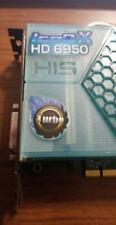 HIS IceQ X Radeon HD 6950 PCIe Graphics Video Card 2GB DVI DP H695QNT2G2M (B8)