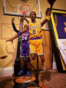 Kobe Bryant Enterbay 1/6 Two Pack Figures