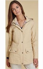 Barbour Alasdiar Parka Waterproof Jacket W/ Detach Hood / Women's / US 6 / UK 10