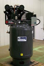 Air Max Air Compressor 10 Hp 3 Ph Two Stage Cast Iron Pump