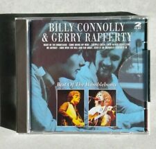 Billy Connolly & Gerry Rafferty: Best of the Humblebums (New and Sealed) RARE CD