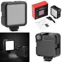 Type-C Camera Phone Video Fill Light 49LED Lamp Beads Built-in Battery Cold Shoe