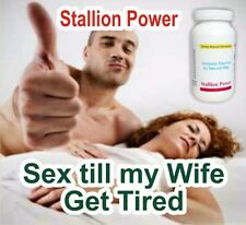 Testosterone Booster for Men-STALLION POWER Male Sexual Performance Enhancer