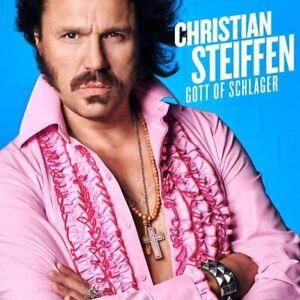 Christian Steiffen – Gott Of Schlager LP Vinyl (coloured Vinyl) NEU + OVP