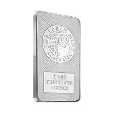 Silberbarren 1 Unze Perth Mint 999.9 Feinsilber 1oz 1 oz 1Unze Känguru Kangaroo