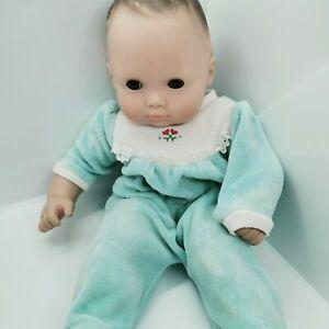 American Girl Bitty Baby Doll Pleasant company - Brown Eyes Hair - with sleeper