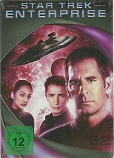 Star Trek Enterprise Season 3.2 Neu OVP Sealed Deutsche Ausgabe 4 DVD`s