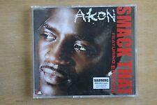 Akon Featuring  Eminem  – Smack That    (C355)