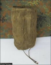 WWII ORIGINAL GERMAN MG34 MG42 SPARE PARTS & TOOLS CANVAS POUCH